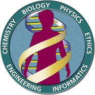 graphic of human genome project